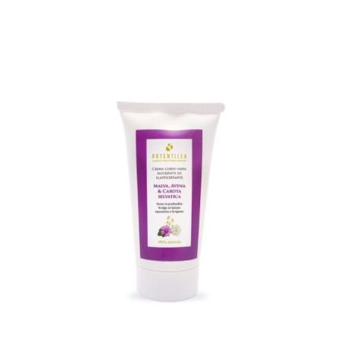 Crema corpo-mani nutriente ed elasticizzante