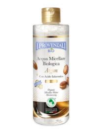 acqua micellare biologica argan e acido ialuronico i provenzali
