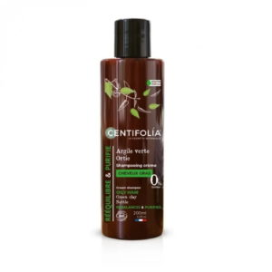 Shampoo per capelli grassi con Argilla e Ortica