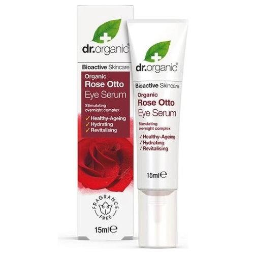 Siero contorno occhi Rosa Damascena Dr Organic