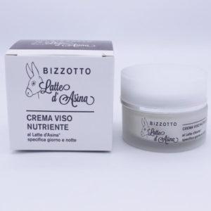 Crema viso Latte d'Asina nutriente