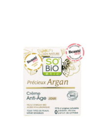 Crema viso Argan e Acido Ialuronico So Bio