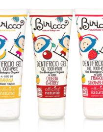 dentifricio bio per bambini