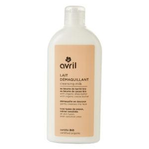 Latte detergente idratante BIO Avril