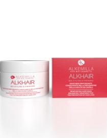 maschera rinforzante coadiuvante nella prevenzione della caduta dei capelli alkemilla