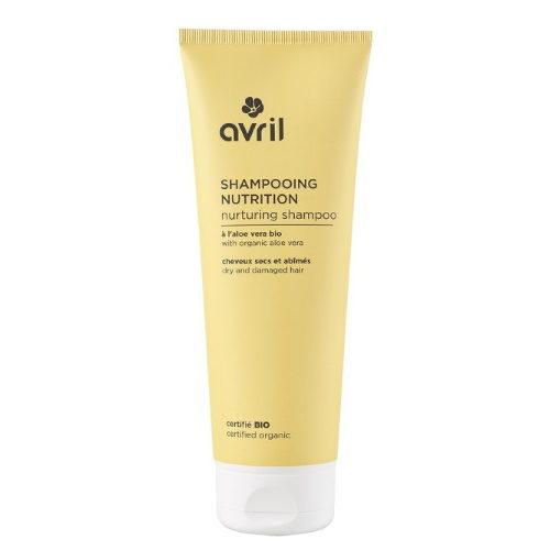 Shampoo riparatore bio con olio di Argan Avril