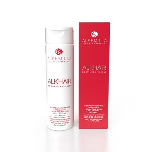 Shampoo rinforzante coadiuvante nella prevenzione della caduta dei capelli