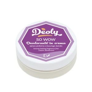 Deoly So Wow Deodorante in Crema