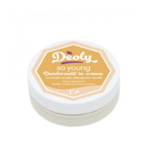 Deoly So Young Deodorante in Crema
