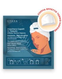 maschere capelli in tessuto gyada cosmetics