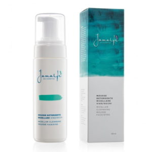Mousse detergente micellare Jamalfi