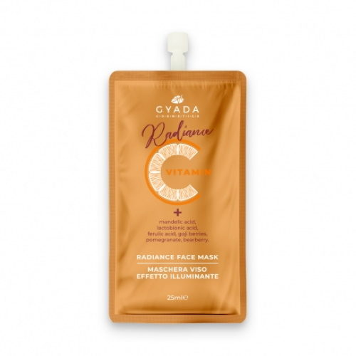 Radiance Face Mask Gyada Cosmetics