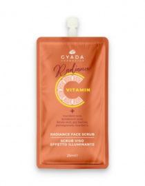 radiance face scrub gyada cosmetics