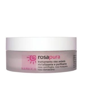 Rosapura – Trattamento viso antietà, rivitalizzante e purificante