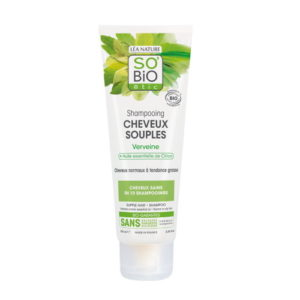 Shampoo purificante Verbena e Limone