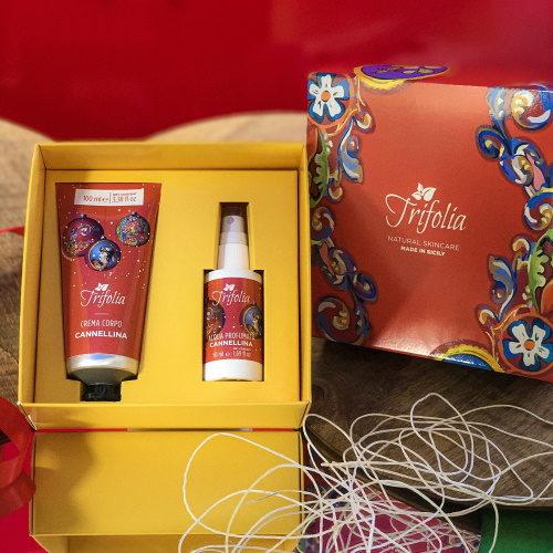 Trifolia Happy Box Cannellina