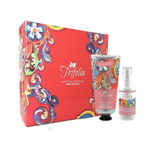 Trifolia Happy Box Fior di Mandorla