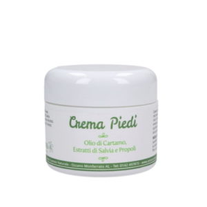 Crema piedi balsamica Antos