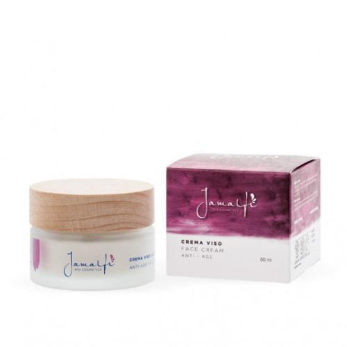 Crema viso antirughe Jamalfi