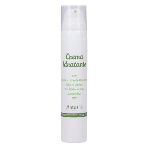 Crema viso idratante per pelle normale e sensibile Antos