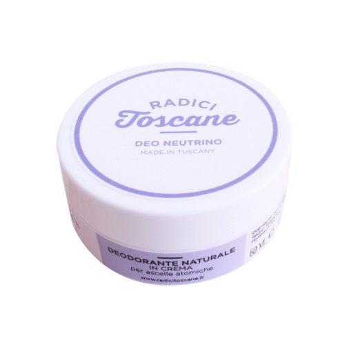 Deo Neutrino – Deodorante in crema Radici Toscane
