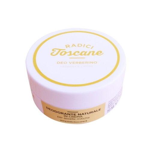 Deo Verberino – Deodorante in crema Radici Toscane
