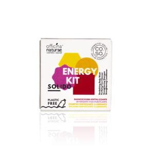 Energy Kit Cosmetici Solidi Officina Naturae