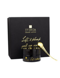lift & plump gold eye cream eterea