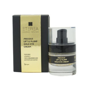 Precious – Lift & Plump Gold Eye Cream Eterea
