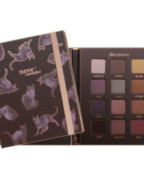 palette feline neve cosmetics