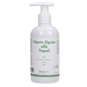 Sapone liquido alla Propoli Antos