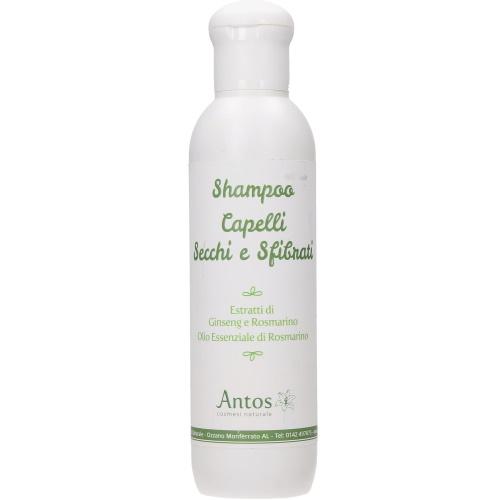 Shampoo capelli secchi Antos