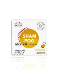 shampoo solido rinforzante e illuminante officina naturae