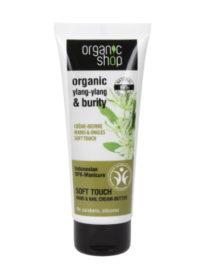 crema burro mani e unghie organic shop