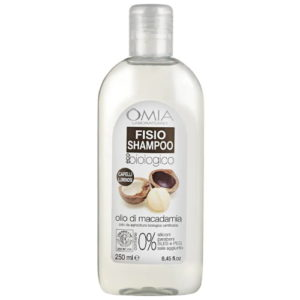Fisio Shampoo con Olio di Macadamia