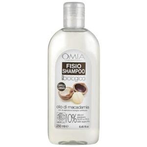 Fisio Shampoo con Olio di Macadamia Omia Laboratoires