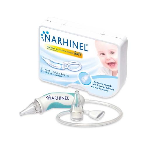 Narhinel aspiratore nasale per neonati