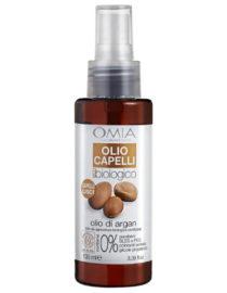 olio capelli olio di argan omia laboratoires