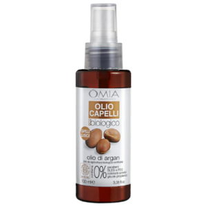 Olio capelli con Olio di Argan