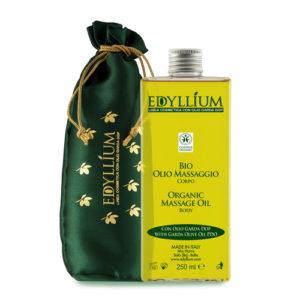 Bio Olio da Massaggio Edyllium