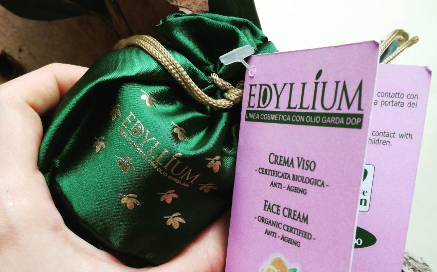 Olio di Oliva per il viso e per il corpo: scopri l'eccellenza di Edyllium