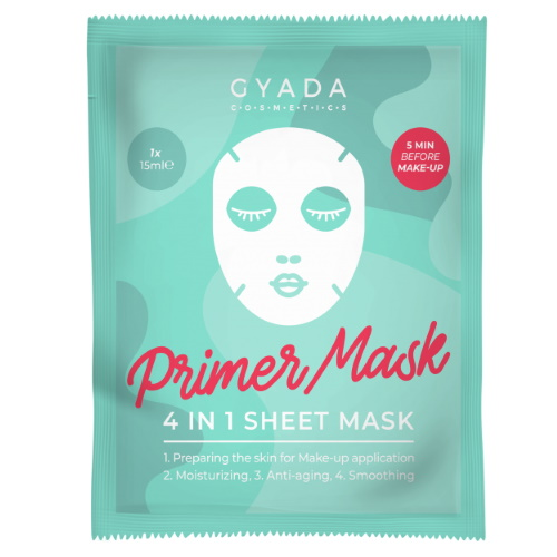 Primer Mask 4 in 1 Gyada Cosmetics