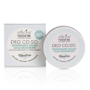 Deo CO.SO. Officina Naturae: deodoranti solidi