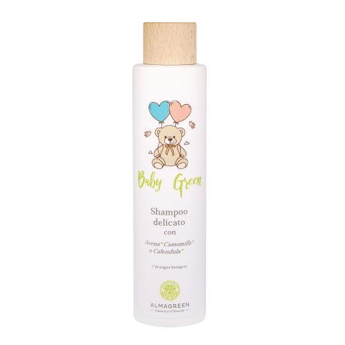 Shampoo delicato con Avena e Camomilla