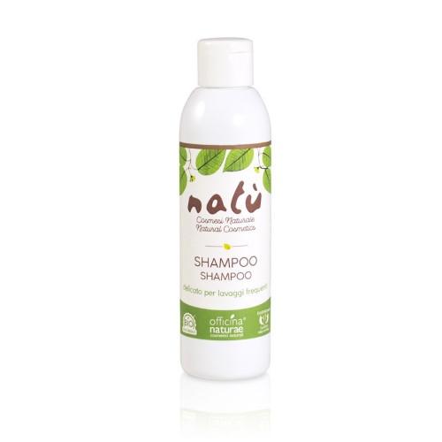Shampoo delicato per lavaggi frequenti