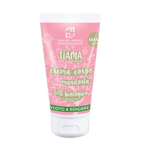 Crema corpo profumata – Mandarino, Cocco, Mandorla, Iris