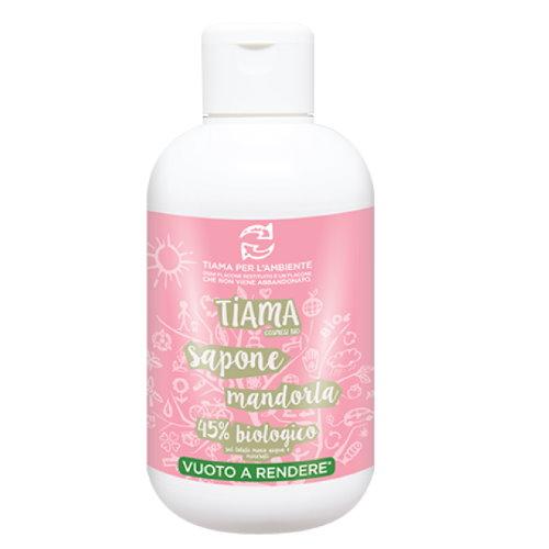 Sapone liquido – Mandarino, Cocco, Mandorla, Iris