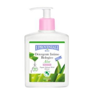 Detergente intimo biologico Aloe I Provenzali