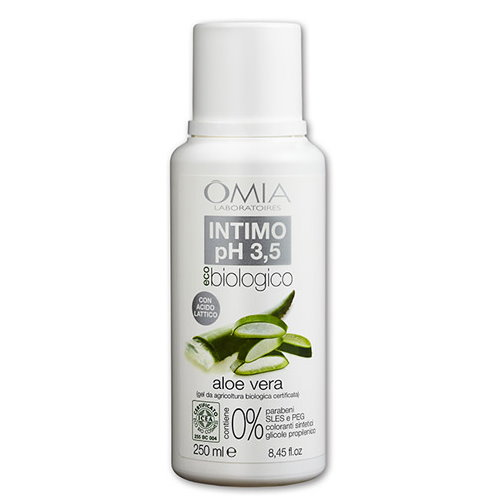 Detergente intimo con Aloe Vera Omia Laboratoires