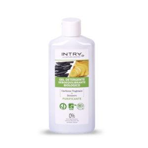 Gel detergente purificante Carbone & Zenzero INTRA